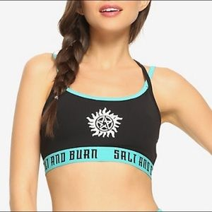 Supernatural Salt&Burn Sports Bra